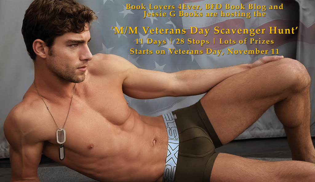 MM Veterans Day Scavenger Hunt