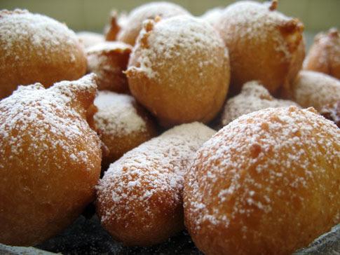 Fritole o frittelle di Carnevale