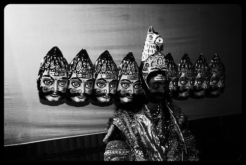 Lord Ravan by firoze shakir photographerno1