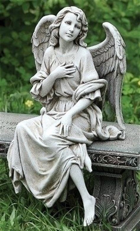 25  Best Ideas about Angel Statues on Pinterest   Cemetery