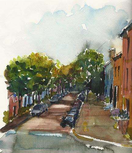 Prince Street, Alexandria, VA