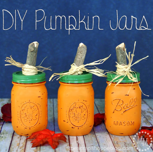 DIY Pumpkin Jars- HMLP 55- Feature