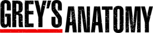 English: Grey's Anatomy Logo Nederlands: Grey'...