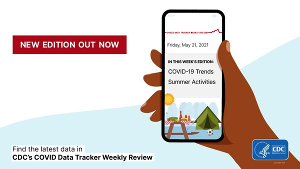 mobile phone with New edition out now, COVID-19 Trends Summer Activities