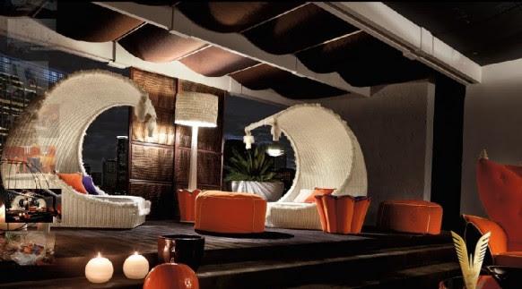 Luxurious Interiors-Beautiful chair