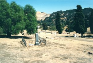 Rose Hill Cemetery, 2001
