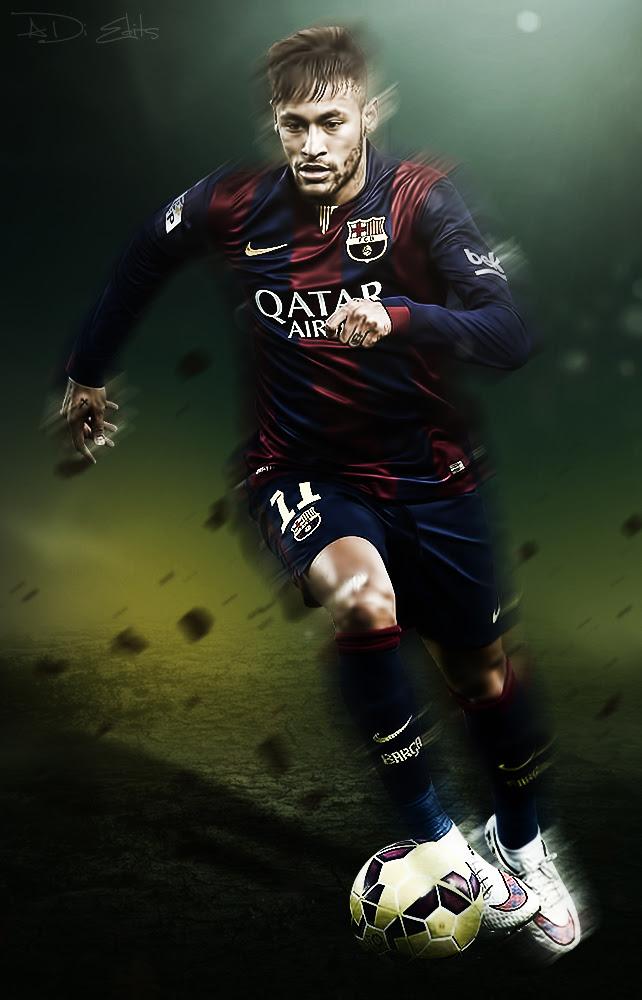 Neymar Junior Barcelona Wallpaper HD by adi-149 on DeviantArt