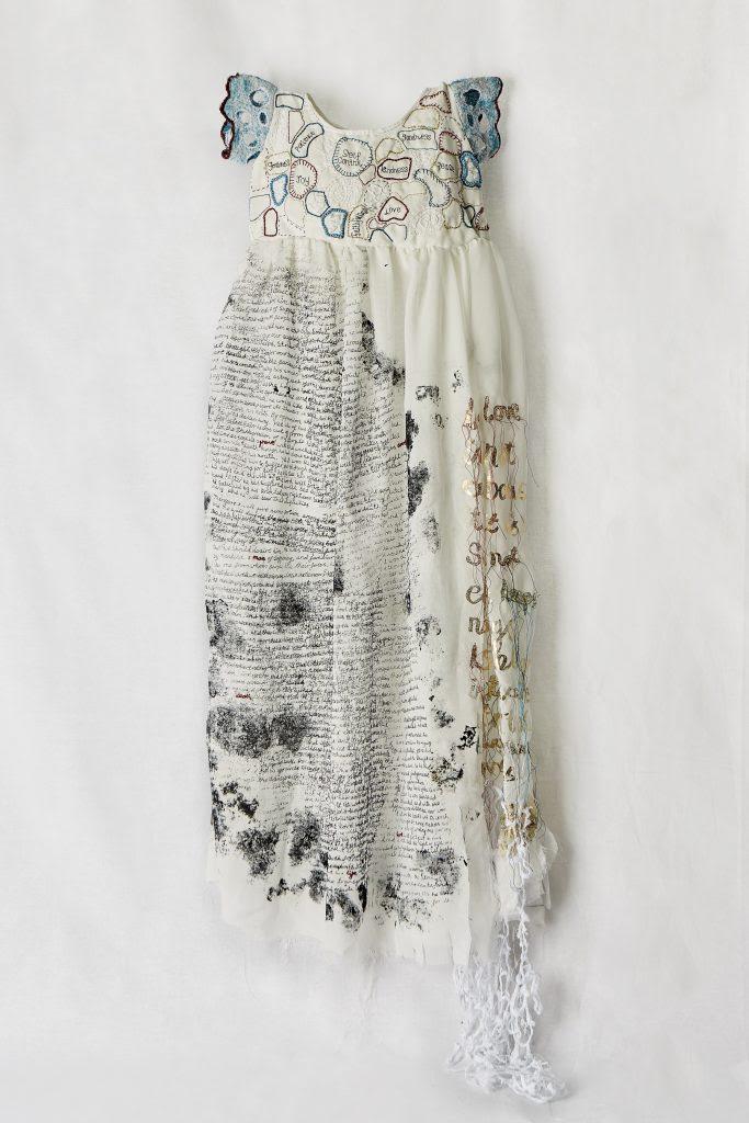 Sarah Tickner - Art Textile Catégorie Etudiant 3ème prix