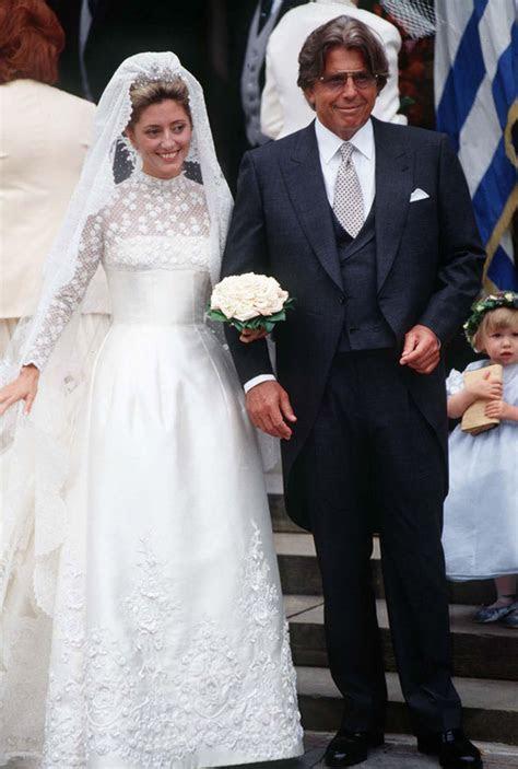 Meghan Markle wedding dress: Former royal brides Prince
