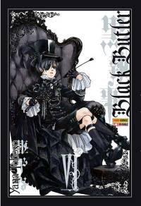 Black Butler 6 - Panini