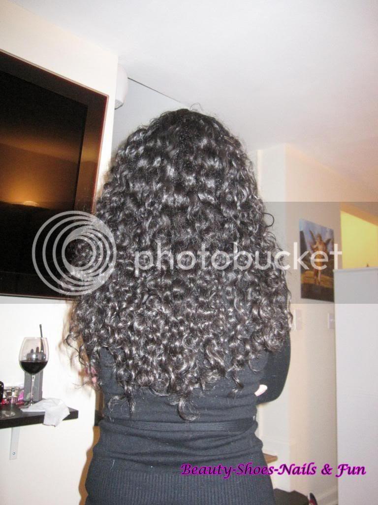 Parnevu curls