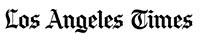 The LA Times Logo