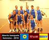 Aberto de basquete de Jundiaí: Caieiras e Itupeva largam na frente no feminino