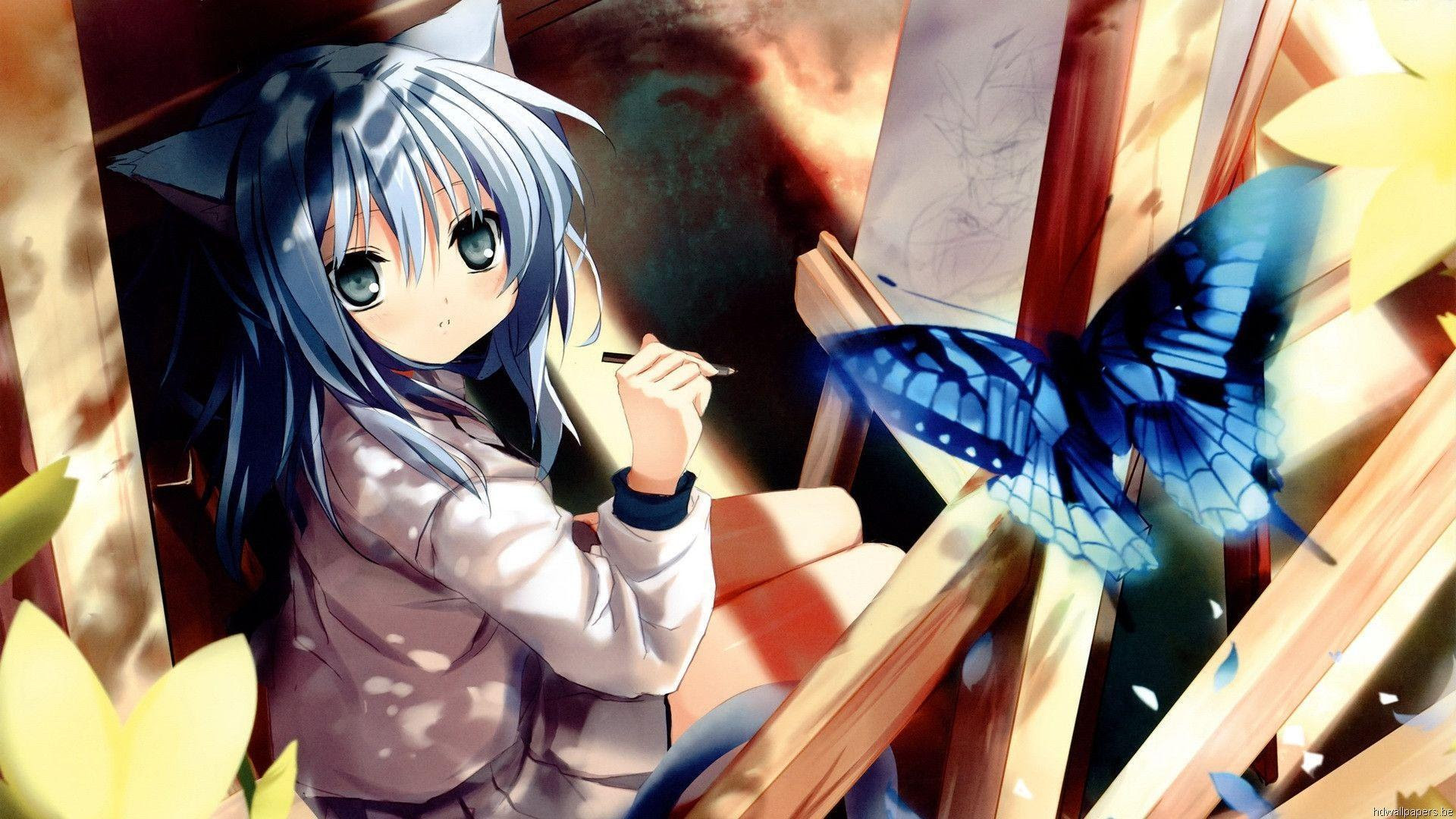Wallpapers Anime Cute - Wallpaper Cave