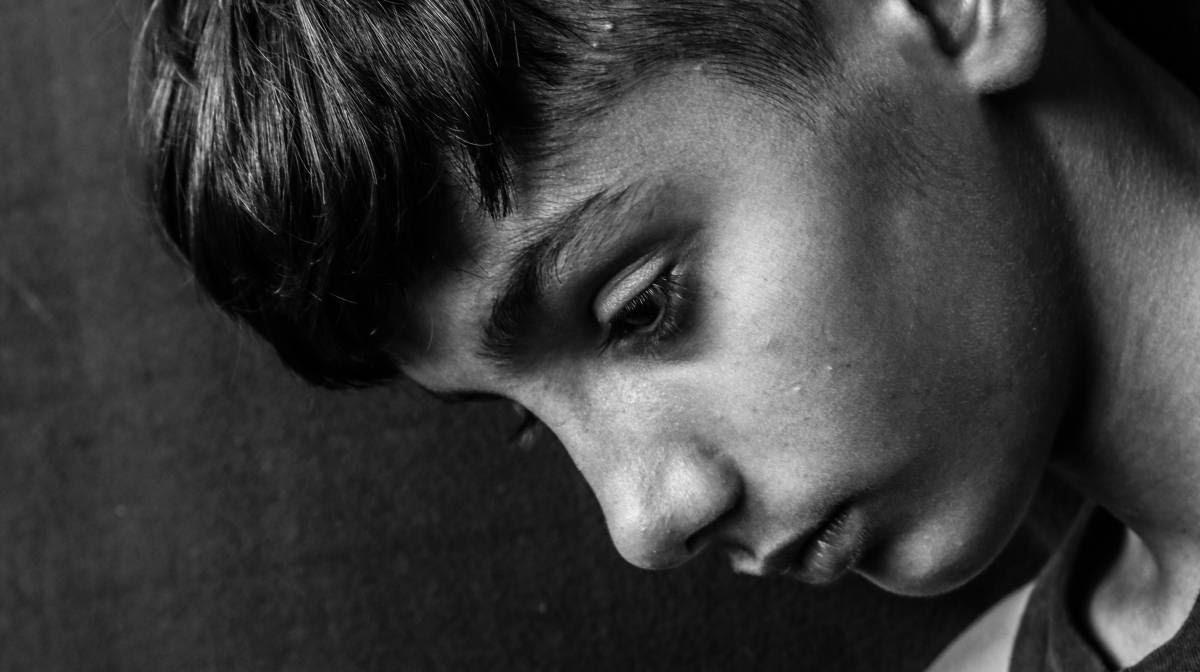 Alireza (11 años) llegó a Elliniko hace cinco años y medio con su familia