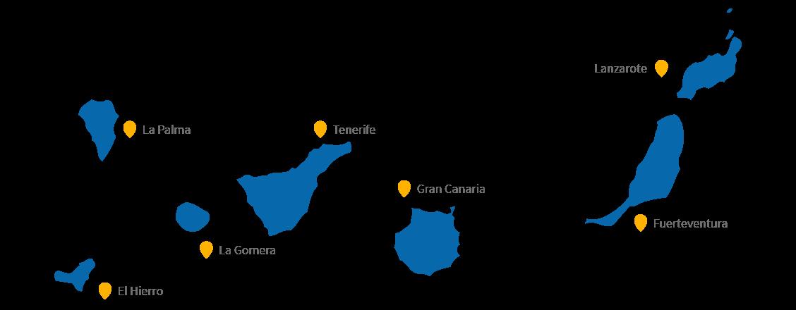 Mercados y mercadillos de Canarias