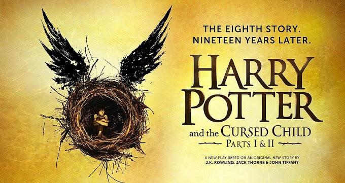 Coisas grandes estão chegando esse ano pelo Mundo Mágico, incluindo a Edição Especial de Ensaio do roteiro da nova peça 'Harry Potter and the Cursed Child Partes I e II'.
