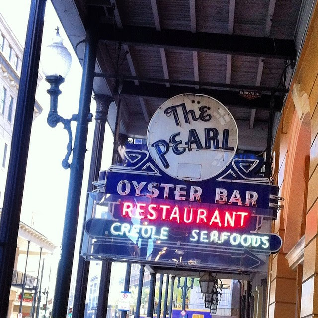 The Pearl Oyster Bar #neworleans