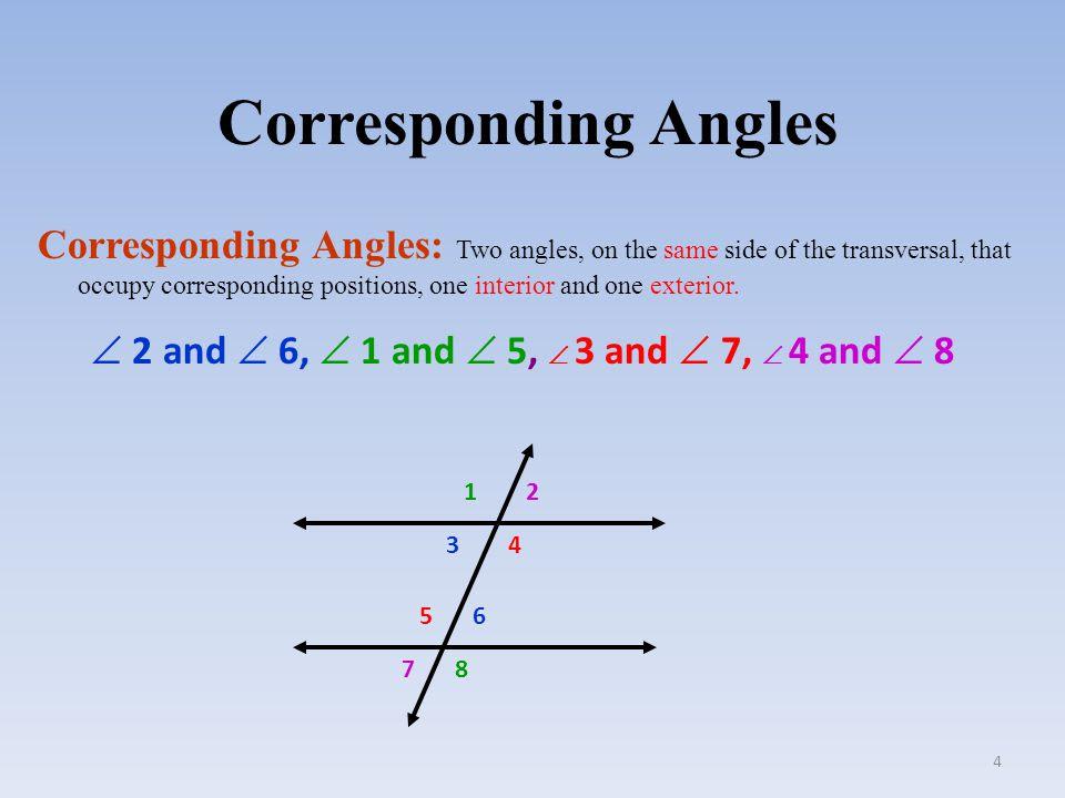 Corresponding+Angles