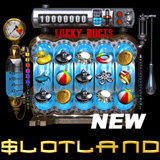 New Lucky Ducts slot machine at Slotland online casino.