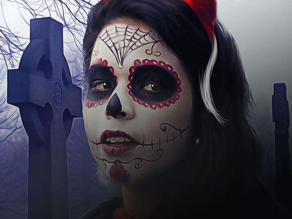 100 Imágenes De Catrinas Mexicanas Maquillaje Cholas Top 2018