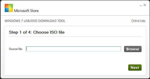 bootable usb installer open