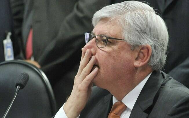 Janot foi reconduzido à presidência da Procuradoria Geral da República