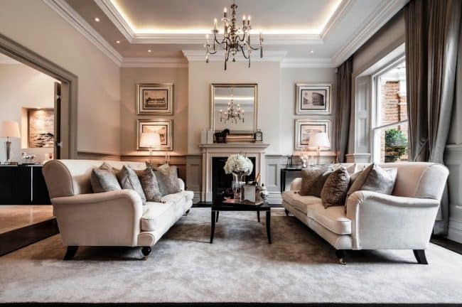 Interior decoration trends picture 2019  24 Interior