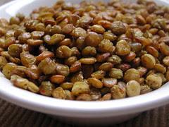 Lentil Crunchies