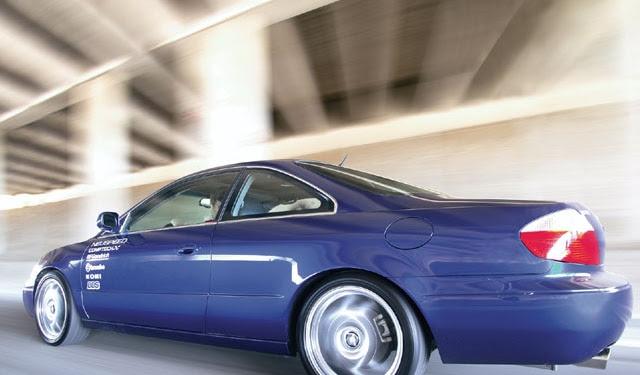 Acura Cl 2003 Specs