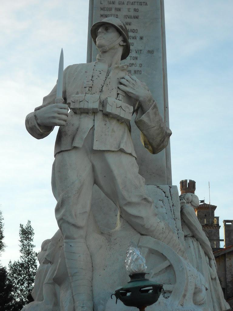 Stanghella - monumento 15-18