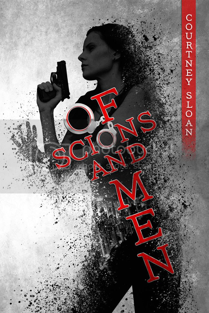 Of Scions of Men by Courtney Sloan
