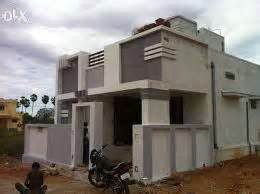 portico designs  houses  tamilnadu google search