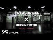 Новая группа YG TREASURE 13 поделилась танцевальным видео