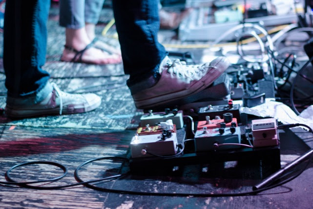 ADP foot pedal