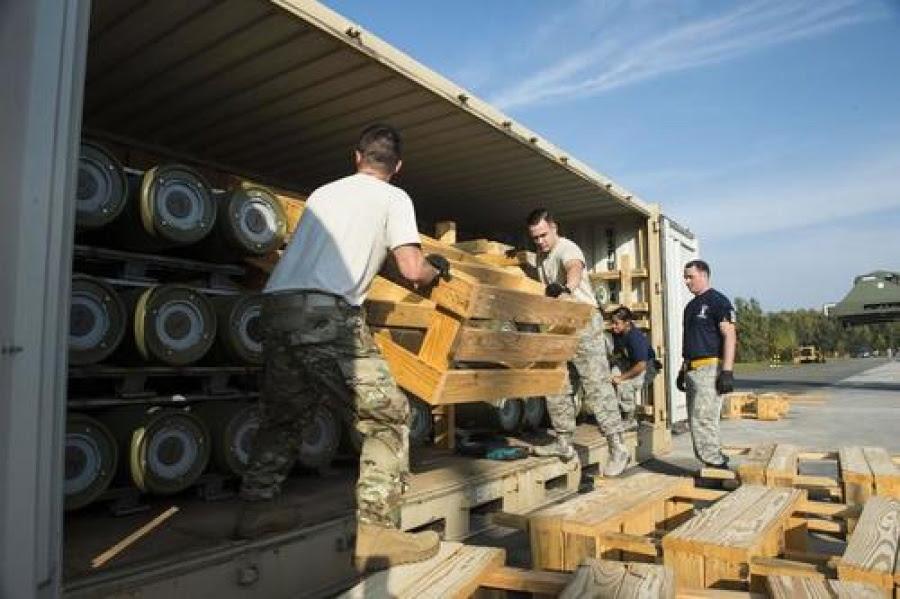 Γιατί οι ΗΠΑ προχώρησαν στη μεγαλύτερη αποστολή πολεμικού υλικού στην Ευρώπη στον 21ο αιώνα