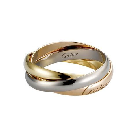 Cartier Trinity ring $1140   Accessories   Bling   Trinity