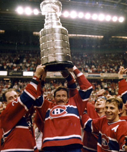 Larry Robinson photo Montreal Canadiens 1986 Stanley Cup 2.png