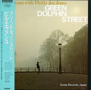 EVANS, BILL green dolphin street