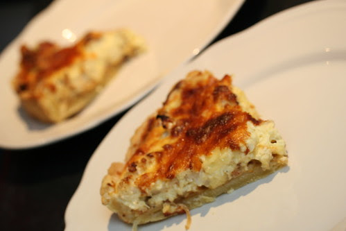 Cauliflower & Caramelised Onion Tart 2