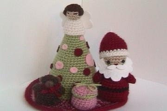 Amigurumi Patterns Crochet Christmas Pattern Collection PDF