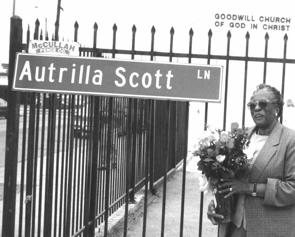 Autrilla Scott Lane