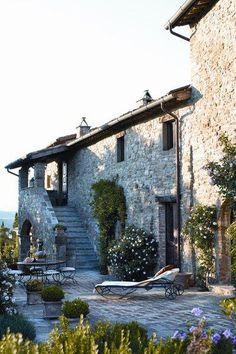 Rustic Italian Villa