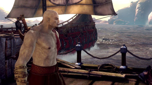 God of War: Ascension (Foto: Gematsu) (Foto: God of War: Ascension (Foto: Gematsu))