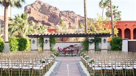Wedding Venues in Scottsdale   Omni Scottsdale Resort & Spa