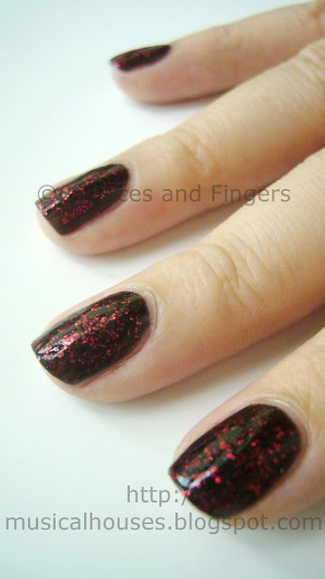 China Glaze Lubu Heels Nails Inc Trafalgar Square 2