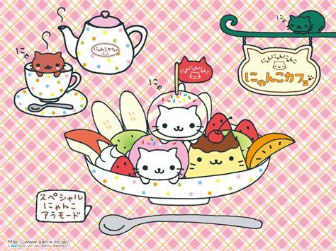 Kawaii Food Characters · Penflip