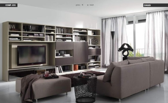 Modern Living Rooms from Tumidei pic 8