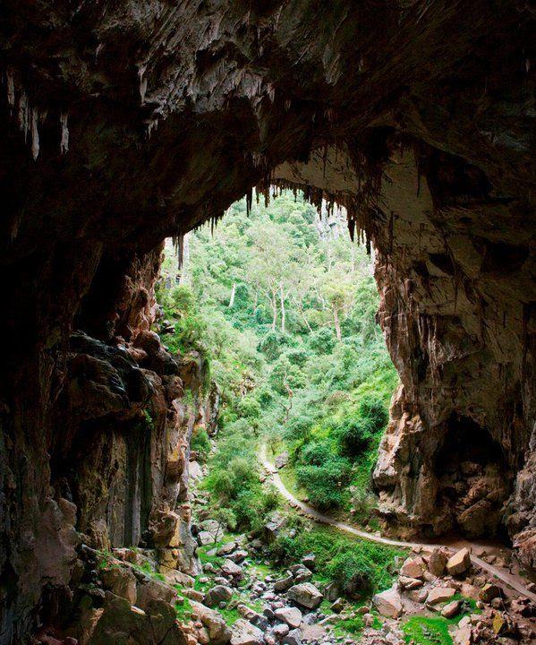 Jenolan Caves, Blue Mountains, NSW, Australia