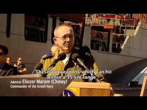 Bluegrass Pundit: Video: Israeli Navy Uncovers Weaponry